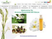 All Types Of Essential Oils @ Aroma Essential Oil Store