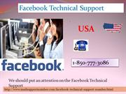 Facebook Technical Support 3