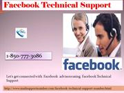 Can I Take Facebook Technical Support 1-850-777-3086 Whenever I Want?