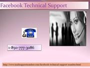 Facebook Technical Support 7