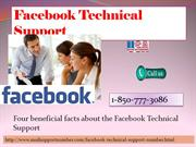 Get Unlimited Service At Facebook Technical Support 1-850-777-3086