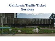 California Traffic Ticket Services