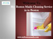 Wet mopping Service in Boston