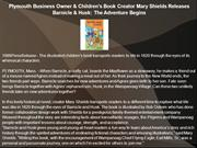 Plymouth Business Owner & Children's Book Creator Mary Shields