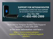 Netgear Router Technical support number+1-855-490-2999