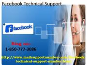 Facebook Technical Support 8