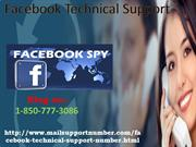 Is Facebook Technical Support 1-850-777-3086 Team Favourable To Me?