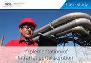 Implementation of Intranet Portal Solution