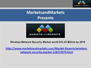 Wireless Network Security Market worth