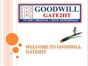 GATE AEROSPACE | IIT JEE Mains & Advanced Coaching in Bangalore