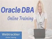 Oracle dba online training in india **
