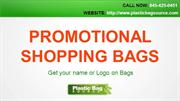 Wholesale Promotional Shopping Bags For Your Business – Plastic Bag So