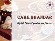 Online Cake Delivery in Noida!