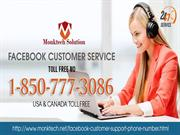 Get services from Facebook Customer Service 1-850-777-3086  technician