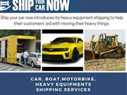 Find the right auto transportation to ship a car