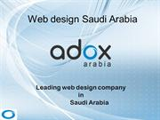 web design Saudi Arabia