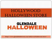 Hollywood Halloween Store
