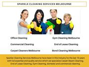 Commercial Cleaning Service in Melbourne