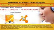 GET USA :-  +1-888-840-8298  Avast support phone number – Best support