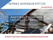 Durable Retractable Roof Systems
