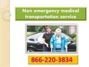 emergency medical transportation service