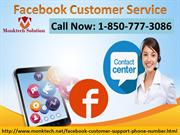 Facebook Customer Service 1-850-777-3086: Choose your newsfeed stuff