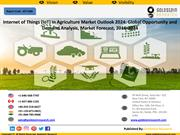 IoT in Agriculture Market