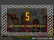 top-5-preschool-franchise-in-india sep