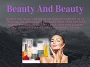 Send Your Requisition for Makeup Box Set at Beauty and Beauty