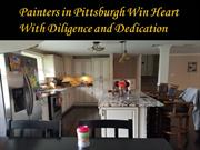 Painters in Pittsburgh Win Heart With Diligence and Dedication