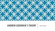 Andrew Goodwin's Music Video Theory... 6 Key Features