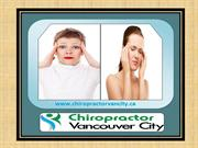 Headache Relief With Chiropractic