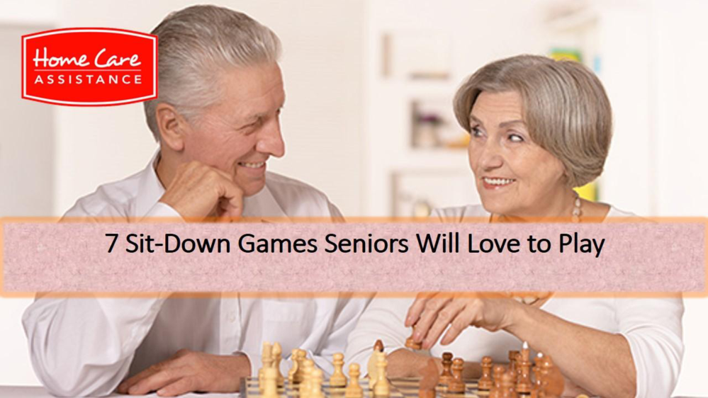 7 sit down games seniors will love to play authorstream