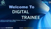 Digital Marketing Training institutes in pune