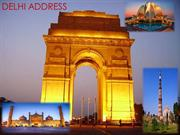 Delhi Address is a CGHS Housing Societies developed by Antriksh Group