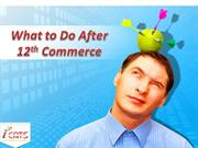 What to Do After 12th commerce-icats