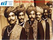 Family Holiday Packages in India