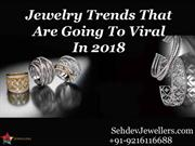 Jewelry Trends That Are Going To Viral In 2018