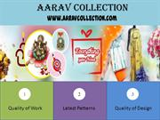 Cotton Salwar Suits - Aarav Collection ( Distributiors and Suppliers )
