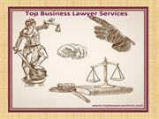 Hiring a Business Lawyer Is Crucial To Any Successful Business