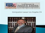 Immigration Lawyer Los Angeles CA