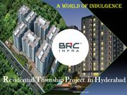 Residential Townships in Hyderabad|BRC Infra
