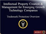 01-Trademark Protection Overview