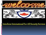 Get Security Guard License And Security Guard Training In Ontario