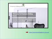 Cavity Sliding Doors | Premium Sliding Doors Pty Ltd