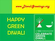 Handmade Diwali Greeting Cards in English