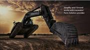Simplify your Ground works with Excavator Parts Solution provider