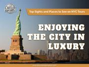 Top Sights and Places to See on NYC Tours