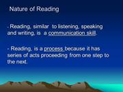 1natureofreading-140813201141-phpapp01