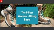 Now Explore 8 Best Women's Hiking Boots